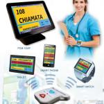 Alech01 sistema di chiamata infermiera wireless